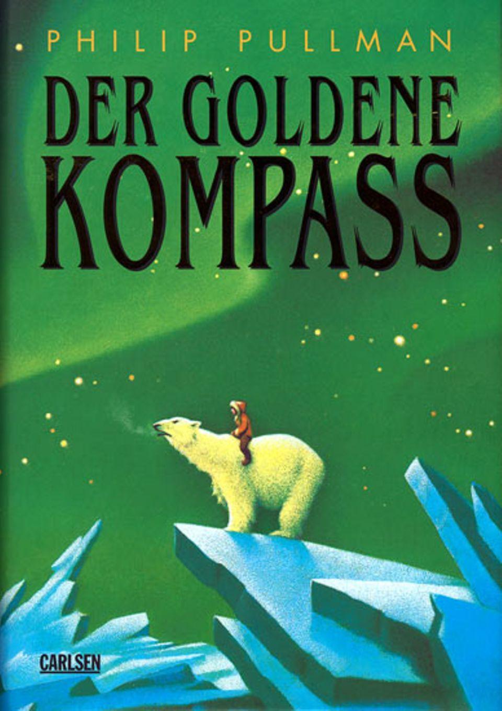 Philip Pullmann: Der Goldene Kompass. Carlsen, 444 Seiten, 20,50 Euro (ab 12 Jahren)