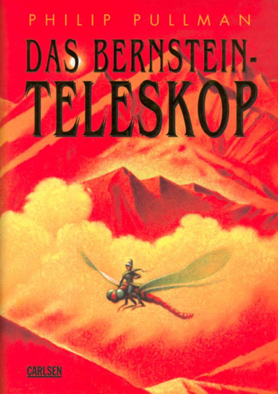 Philip Pullman: Das Bernsteinteleskop. Carlsen, 593 Seiten, 20,50 Euro (ab 12 Jahren)