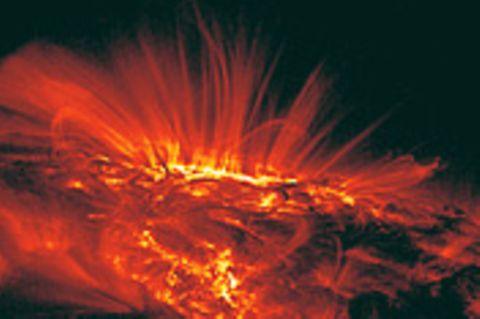 STEREO-Mission: Zu zweit gegen den Sonnenwind