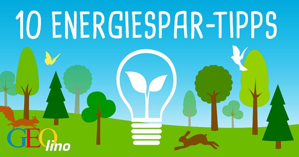 Strom: Mit diesen Tricks könnt ihr ganz einfach Energie sparen!