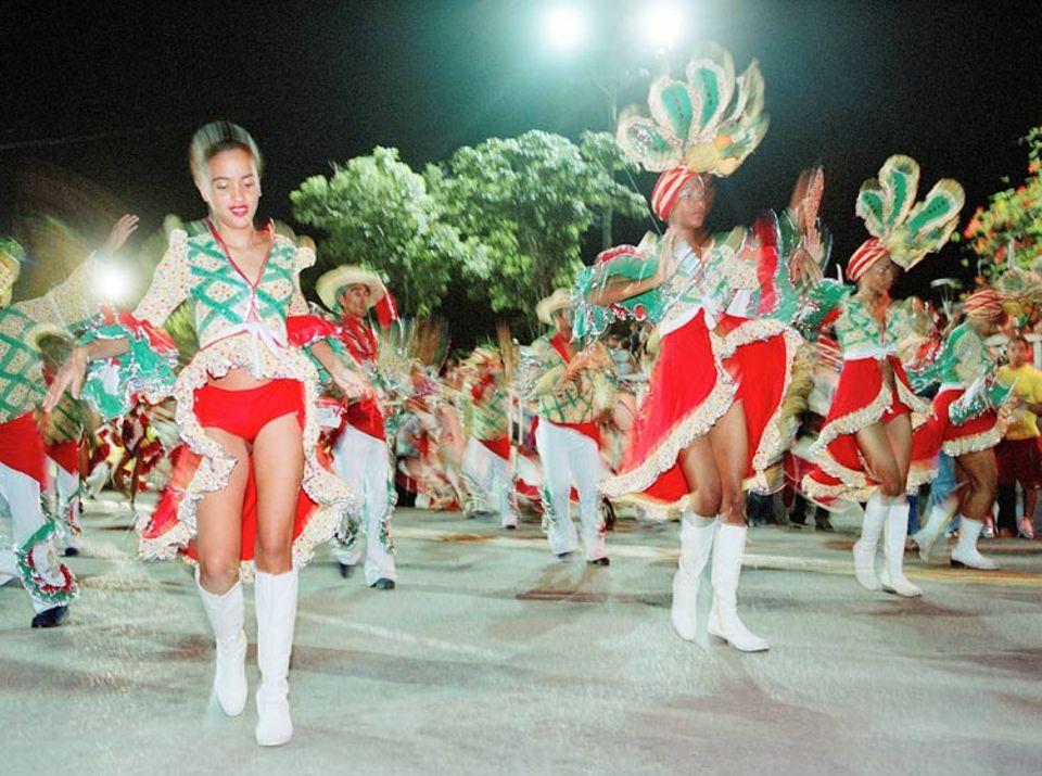 Karneval: So feiert man den Karneval auf Kuba!