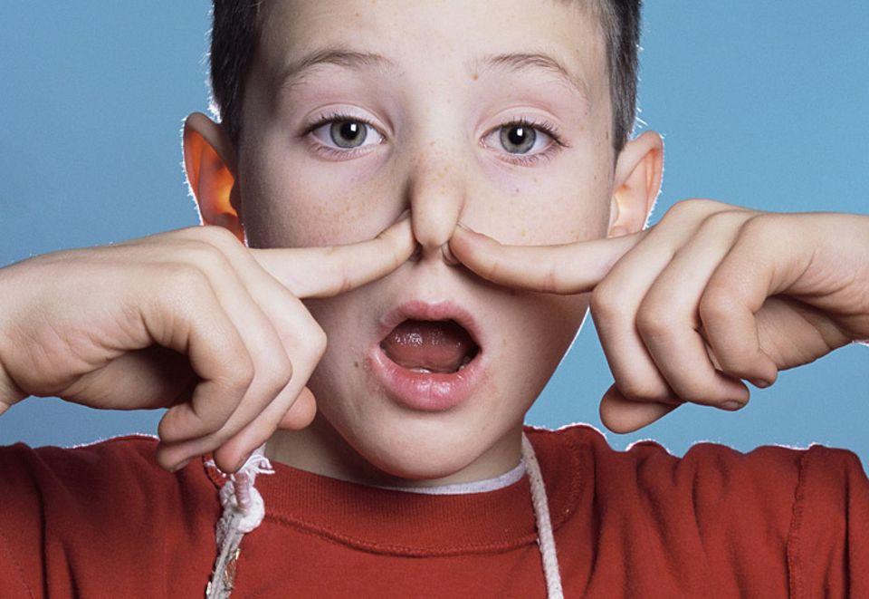 """Das neue Schulfach """"Ekelkunde"""" ist nichts für schwache Mägen: Rotz, Urin und Ohrenschmalz sind hier die Themenbereiche"""