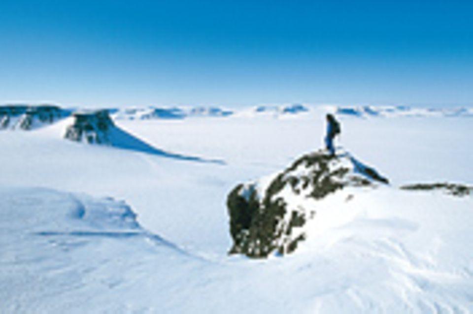 Expedition durchs Franz-Josef-Land