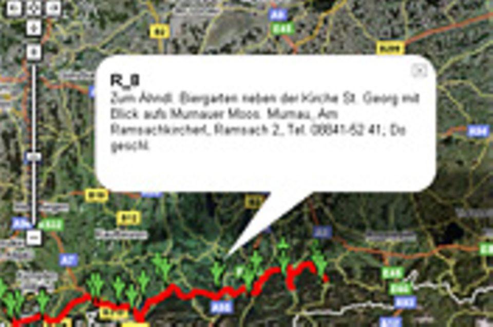 Deutschland per Rad entdecken