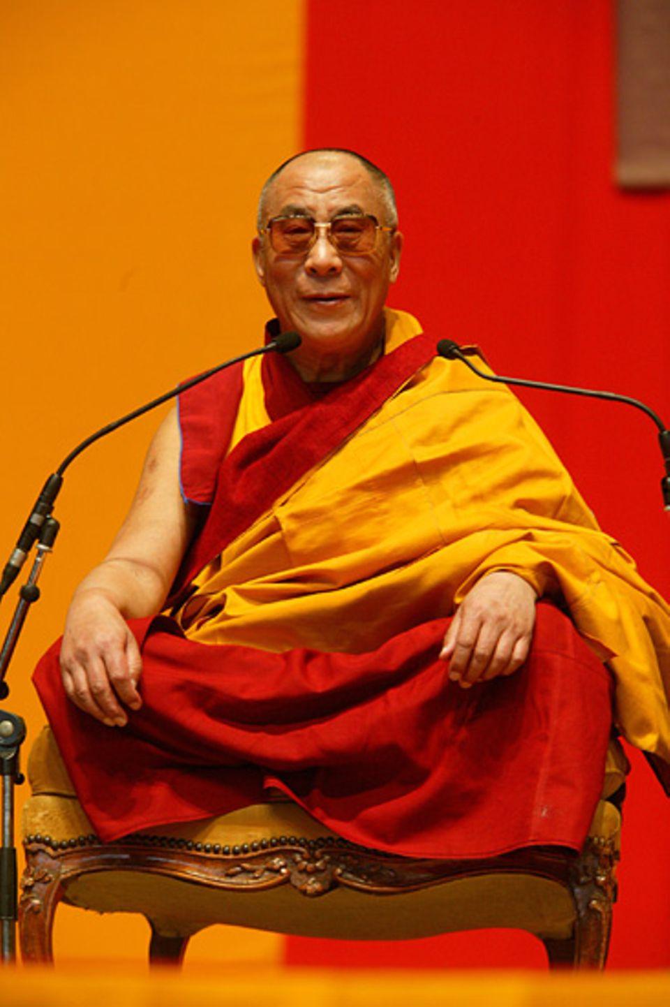 Weltreligionen: Tenzin Gyatso ist der 14. Dalai Lama