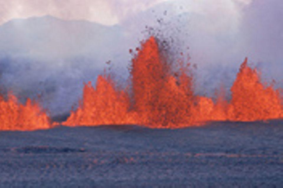 Island-Tipp: Villis Vulkan-Show