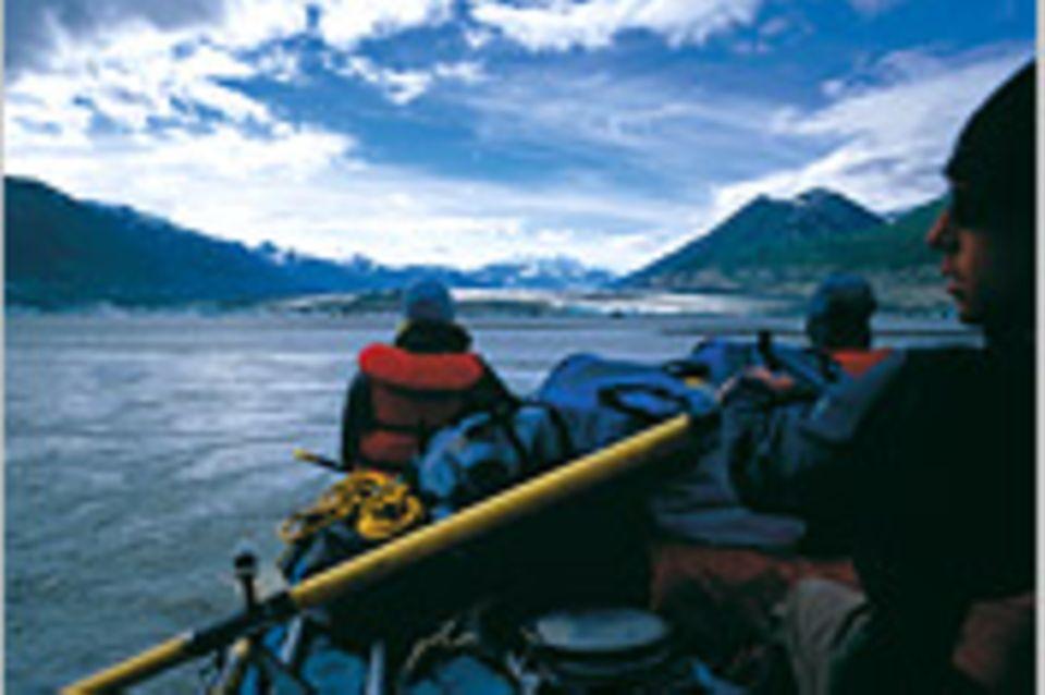 Kanada: Am Fluss der blauen Berge