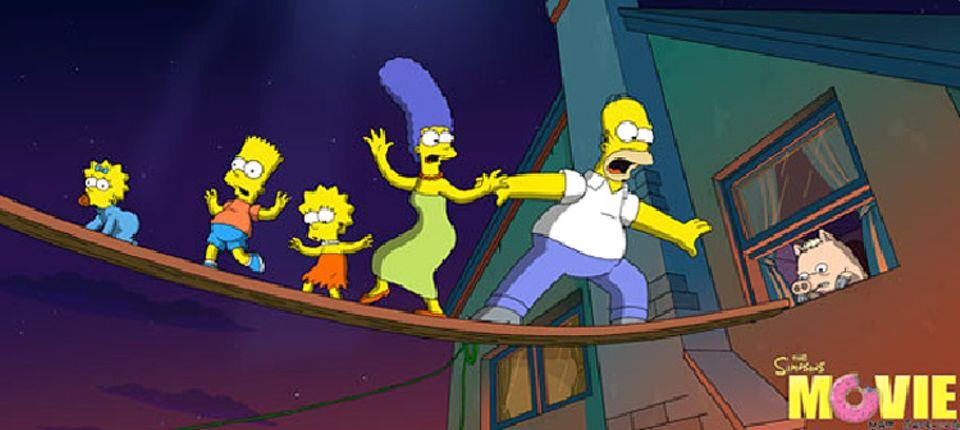 Kinotipp: Die Simpsons - Der Film