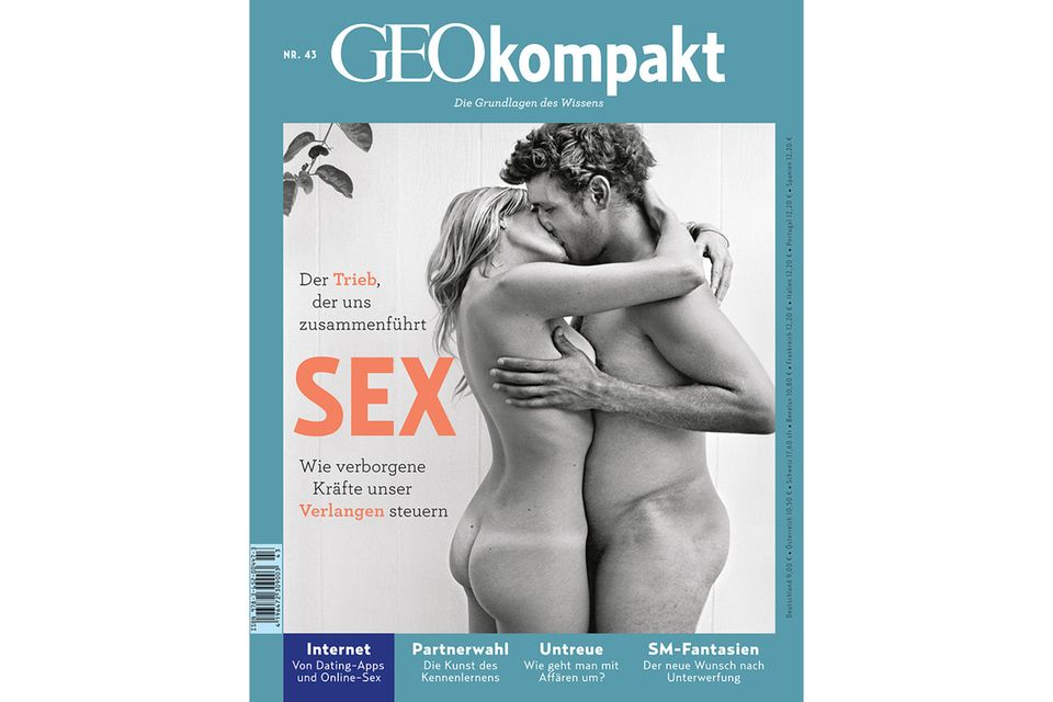 GEO KOMPAKT Nr. 43 - 06/15: GEO KOMPAKT Nr. 43 - 06/15 - Sex