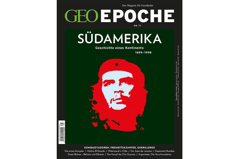 GEO EPOCHE Nr. 71 - 02/15: GEO EPOCHE Nr. 71 - 02/15 - Südamerika