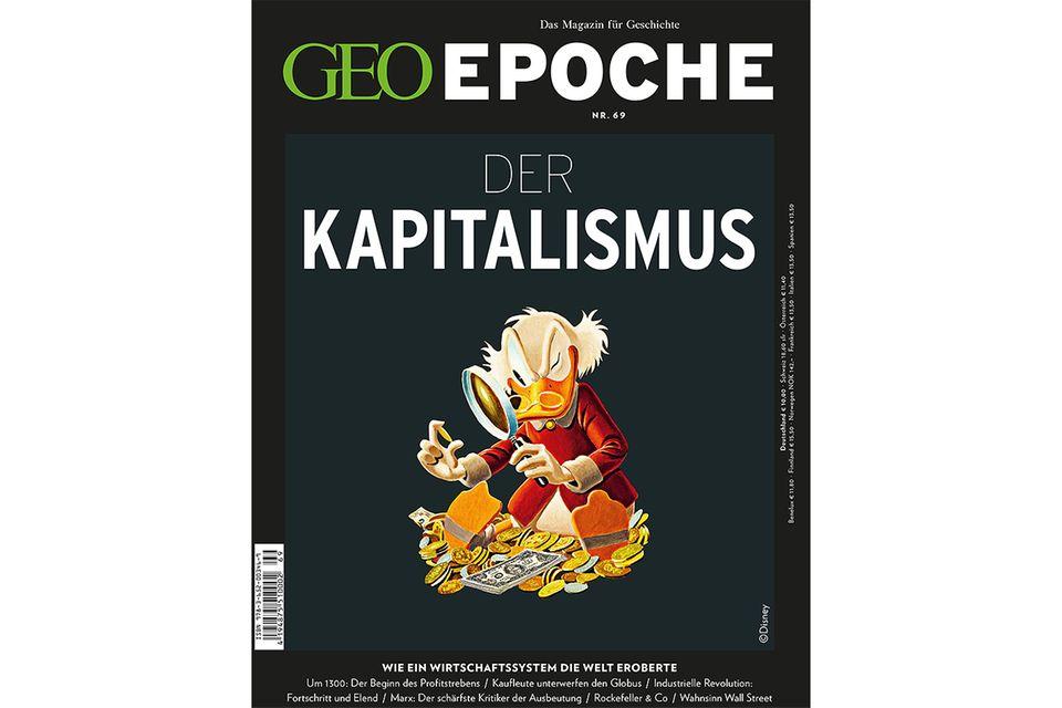 GEO EPOCHE Nr. 69 - 10/14: GEO EPOCHE Nr. 69 - 10/14 - Kapitalismus