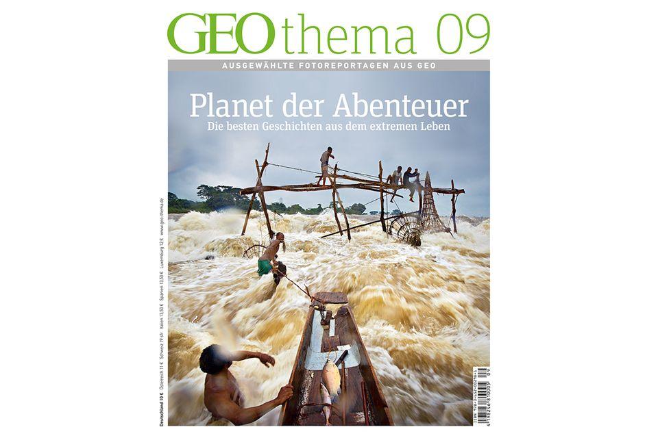 GEO THEMA Nr. 09: GEO THEMA Nr. 09 - GEOthema: Planet der Abenteuer