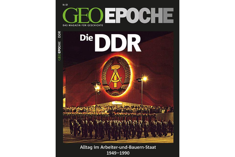 GEO EPOCHE Nr. 64 - 12/13: GEO EPOCHE Nr. 64 - 12/13 - Die DDR