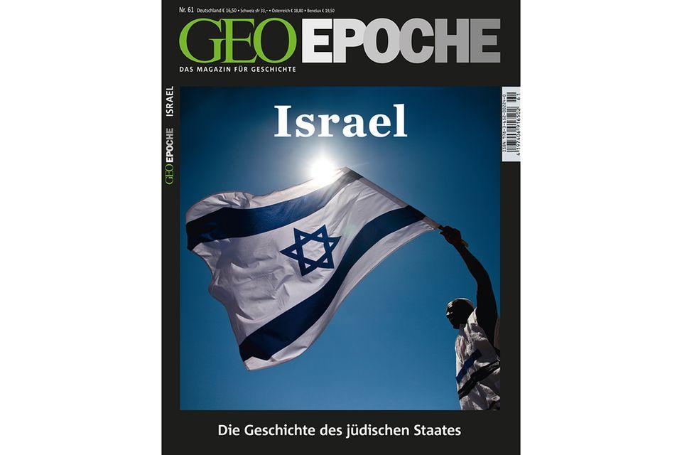 GEO EPOCHE Nr. 61 - 06/13: GEO EPOCHE Nr. 61 - 06/13 - Israel