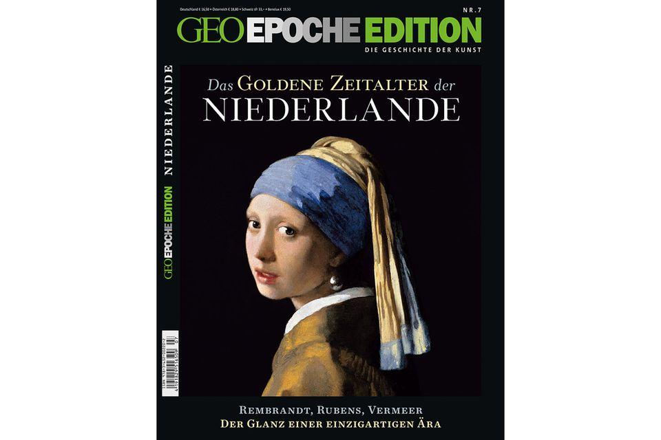 GEO EPOCHE EDITION Nr. 7 - 04/13: GEO EPOCHE EDITION Nr. 7 - 04/13 - Das Goldene Zeitalter der Niederlande
