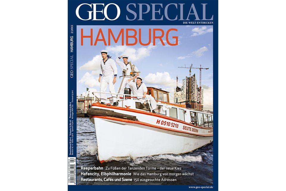 GEO SPECIAL Nr. 2/2013: GEO SPECIAL Nr. 2/2013 - Hamburg
