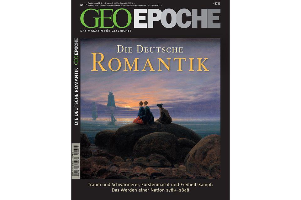 GEO EPOCHE Nr. 37 - 06/09: GEO EPOCHE Nr. 37: Die Deutsche Romantik