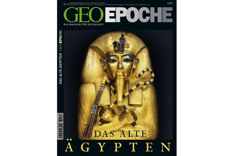GEO EPOCHE Nr. 32 - 08/08: GEO EPOCHE Nr. 32: Das alte Ägypten