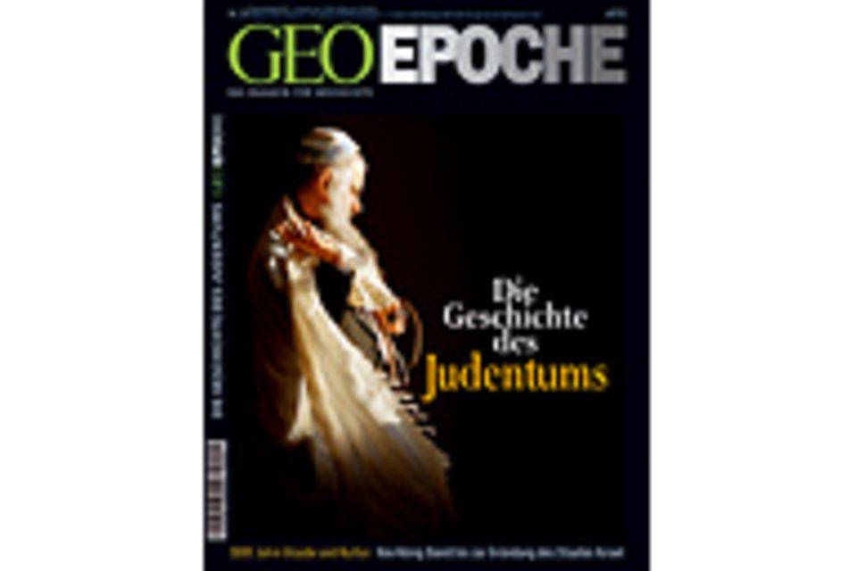 GEO EPOCHE Nr. 20 - 11/05: GEO EPOCHE Nr. 20 - 11/05 - Die Geschichte des Judentums