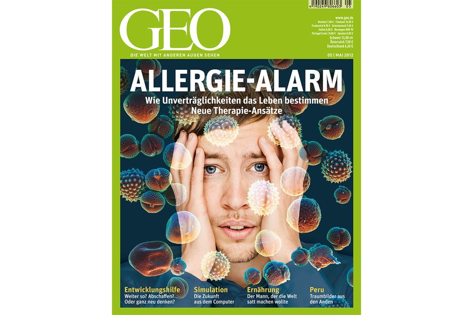 GEO Nr. 05/12: GEO Nr. 05/12 - Allergie-Alarm