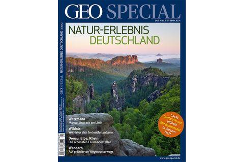 GEO SPECIAL Nr. 2/2012: GEO SPECIAL Nr. 2/2012 - Natur-Erlebnis Deutschland