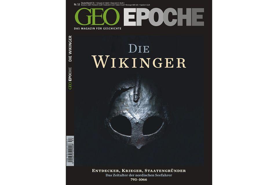 GEO EPOCHE Nr. 53 - 2/12: GEO EPOCHE Nr. 53 - 2/12 - Die Wikinger