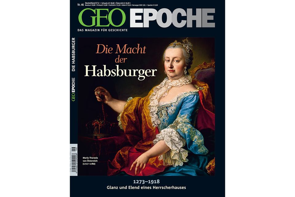 GEO EPOCHE Nr. 46 - 12/10: GEO EPOCHE Nr. 46: Die Macht der Habsburger