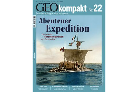 GEO KOMPAKT Nr. 22: Abenteuer Expedition