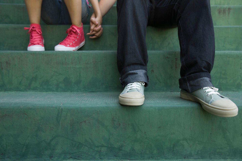 Pubertät: In der Pubertät spielen oft die Gefühle verrückt