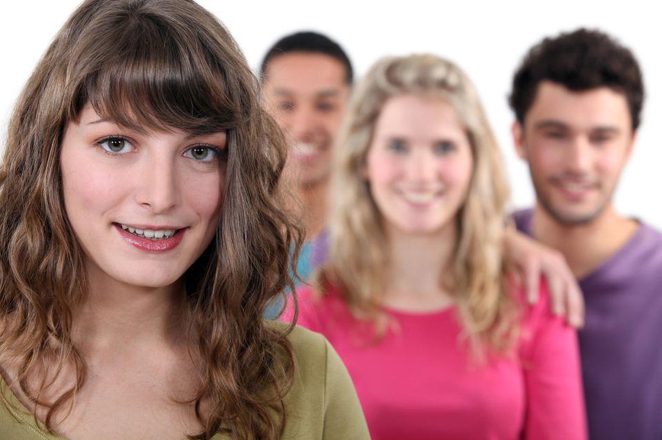 Pubertät: In der Pubertät verändert sich nicht nur der Körper, sondern auch Ansichten, Charakterzüge und manchmal auch der Freundeskreis
