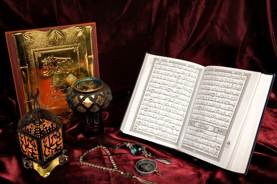 Weltreligionen: Die Lehren des Islam sind im Koran niedergeschrieben
