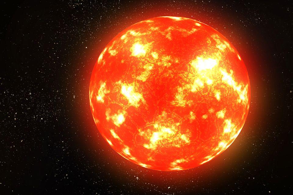Astronomie: Die Sonne - ein riesiger Feuerball