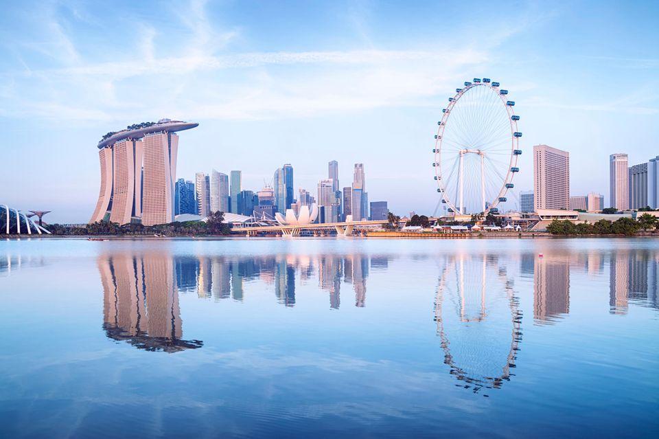 Die besten Reisetipps für Singapur