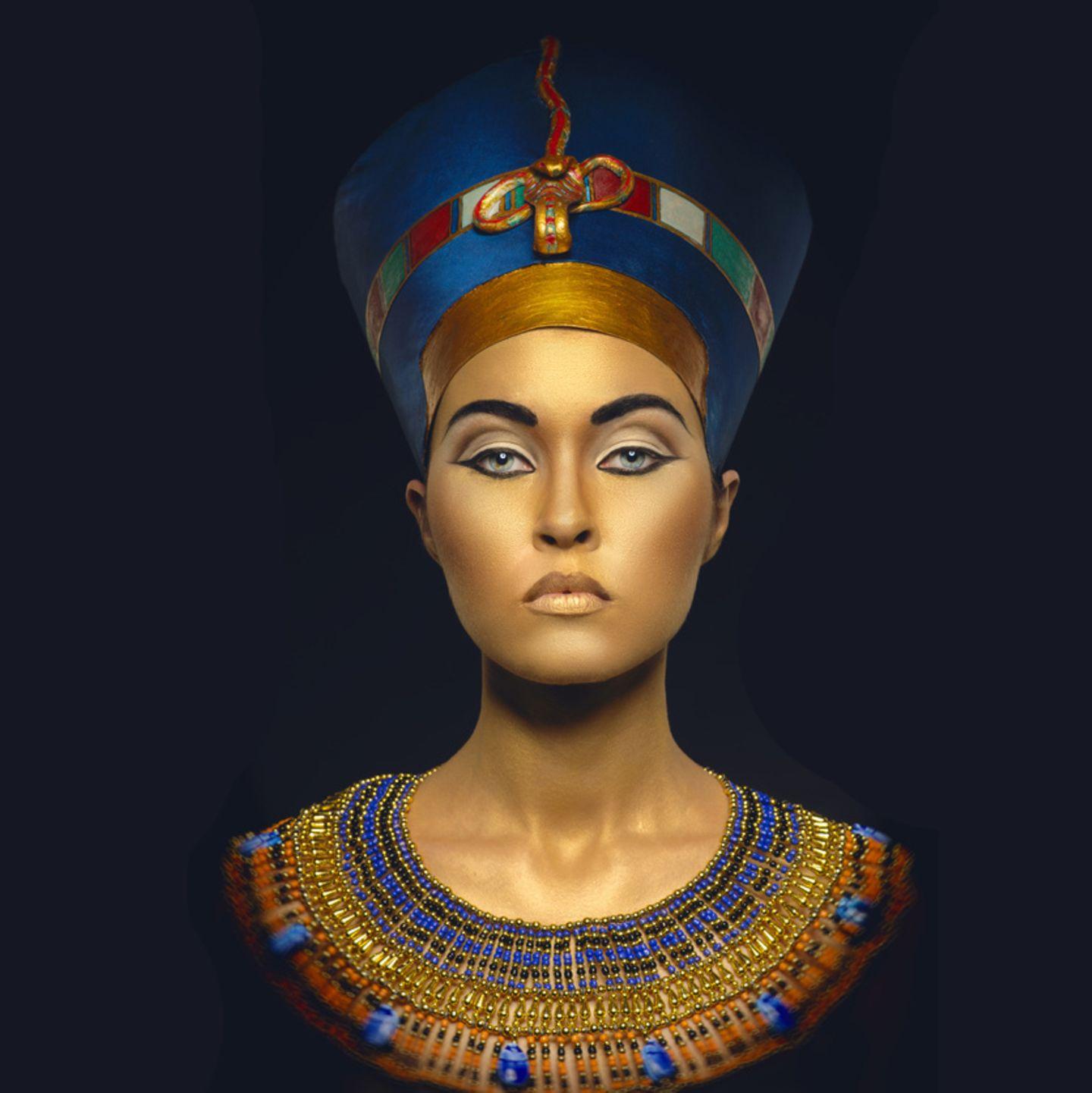 Kleopatra Und Casar Machtkampfe Und Intrigen Geolino
