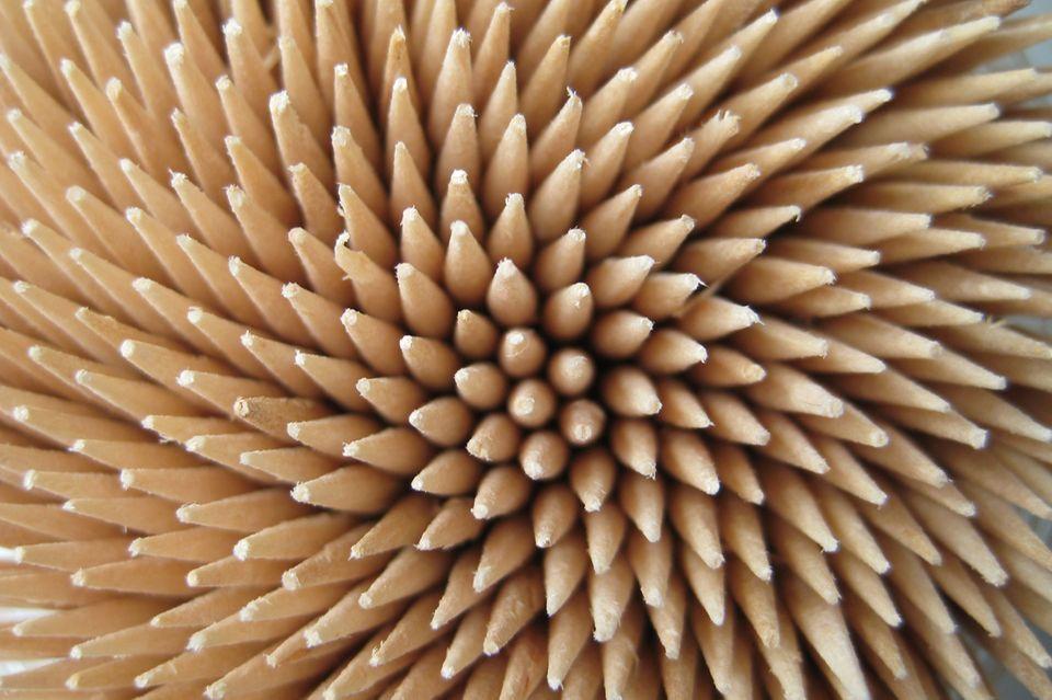 Kerbholz, Holz, Holzstab, Zahnstocher