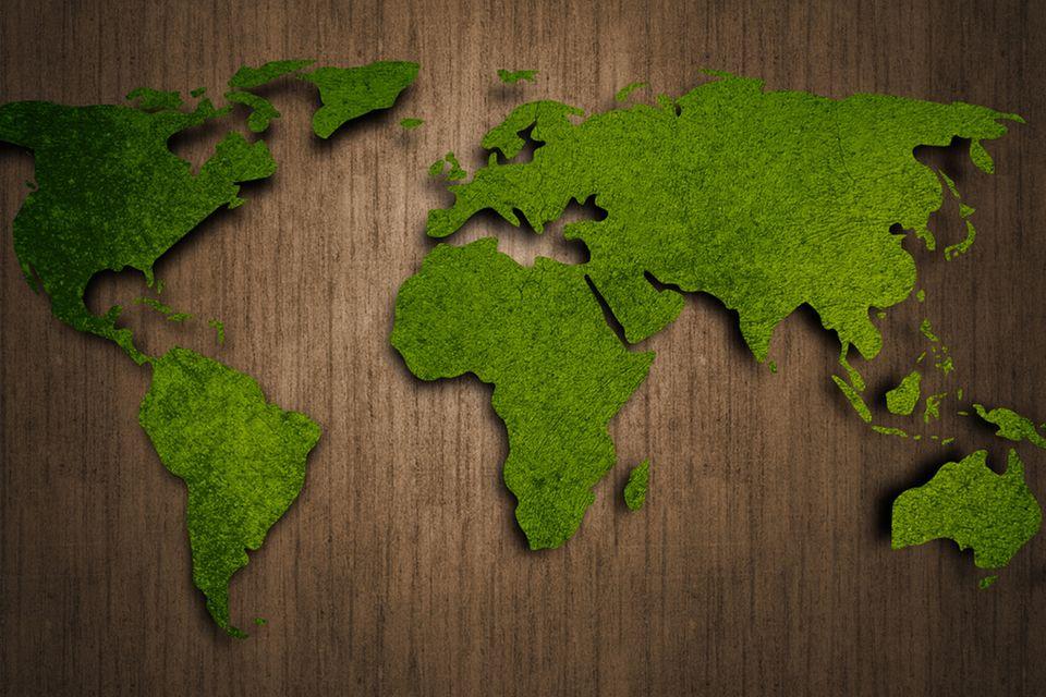 Geografie: Landkarten mal anders