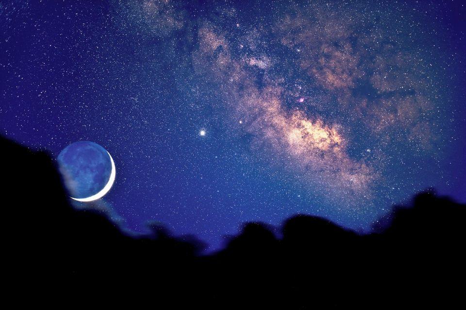 Sterne und Planeten