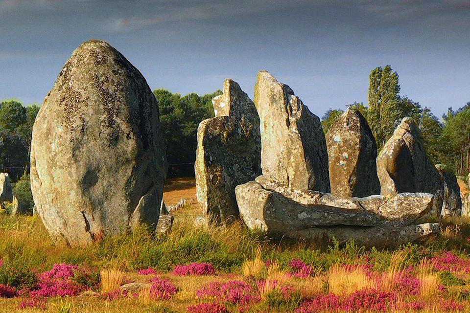 Steinzeit Steine
