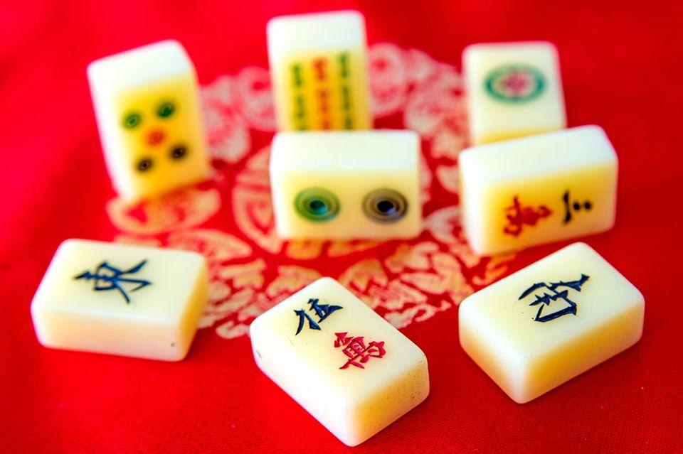 Onlinespiel: Mahjong