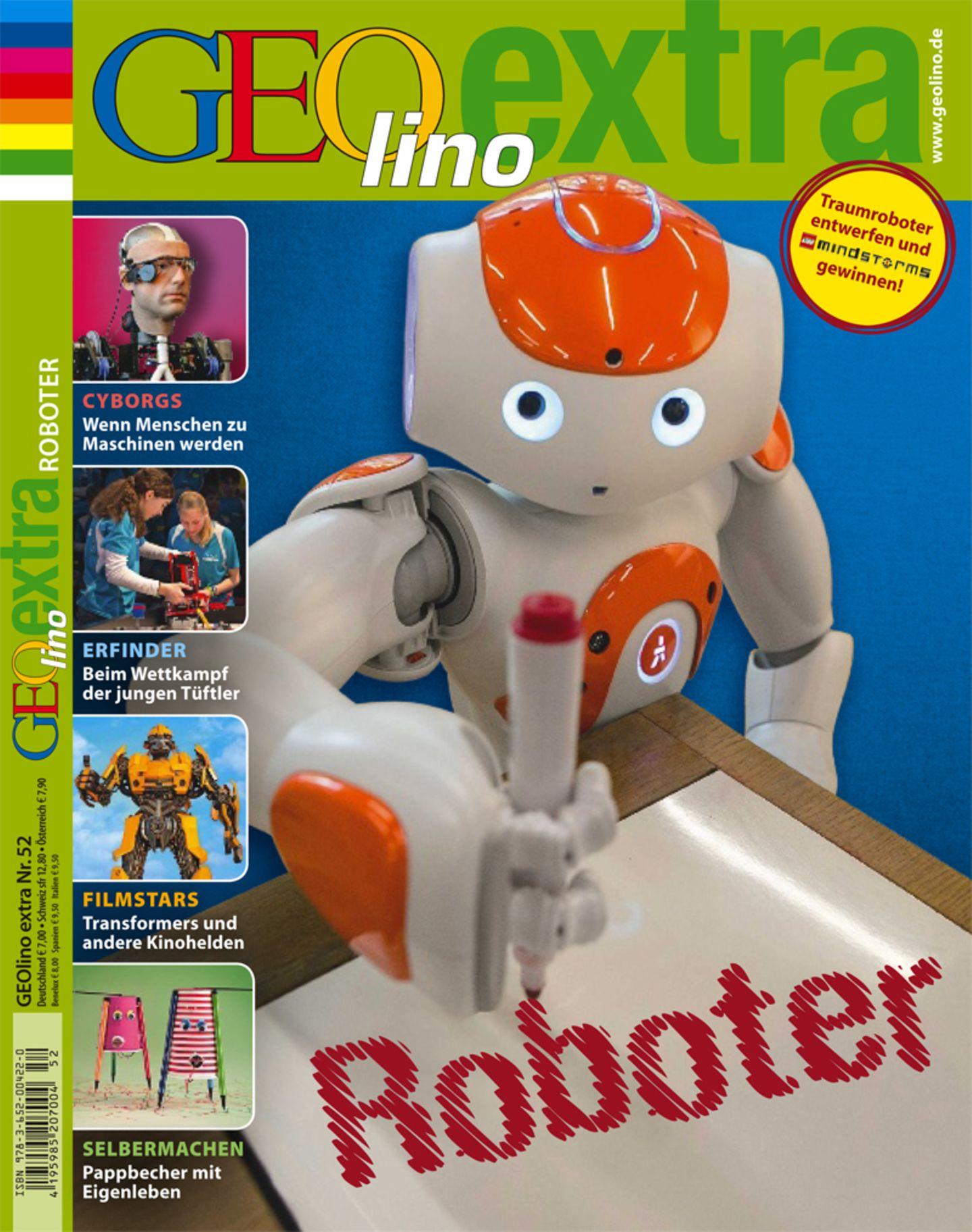 GEOlino extra Roboter