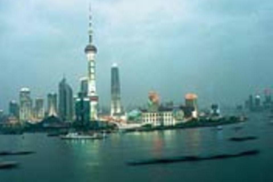 Shanghai: Projekt Zukunft