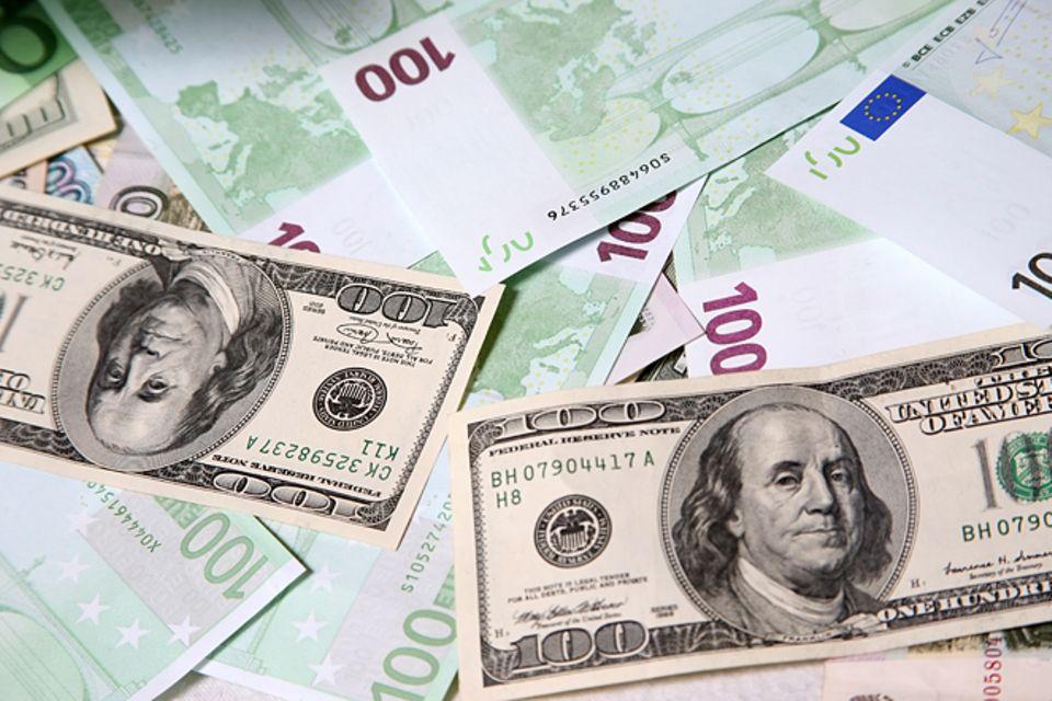 Redewendung: Geld stinkt nicht
