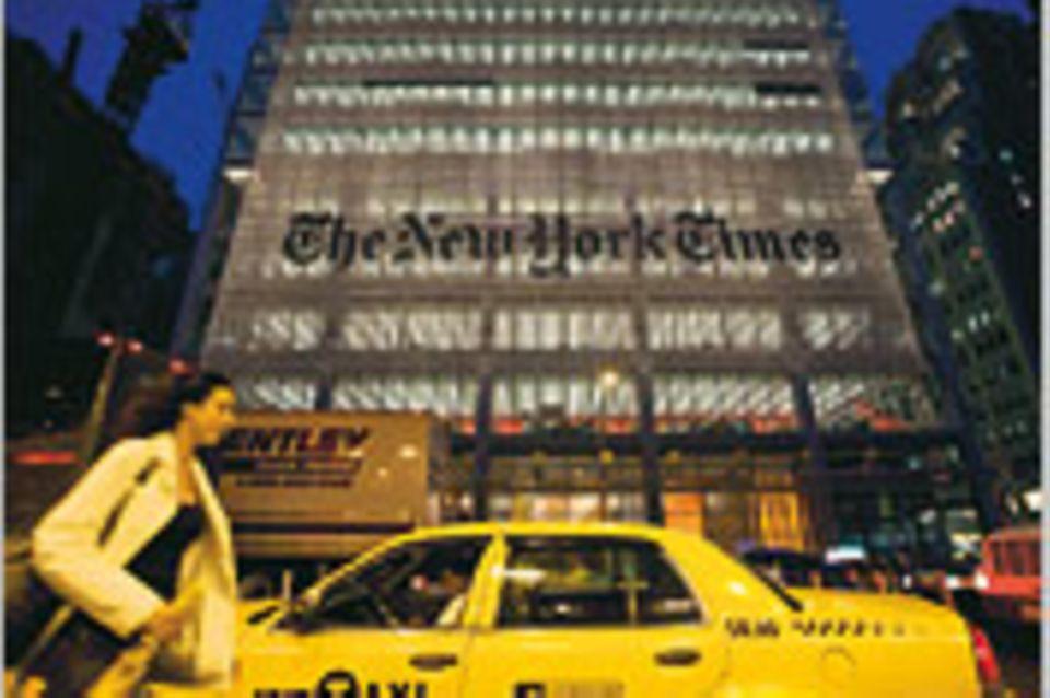 """Journalismus: Modern """"Times"""""""