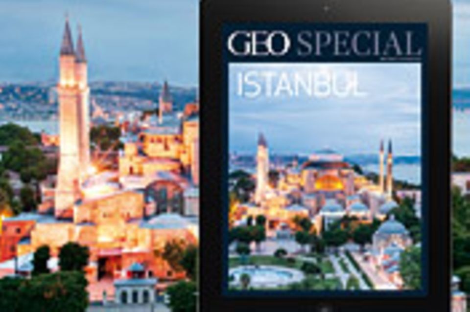 GEO-Special-App: Istanbul: Istanbul-App von GEO Special