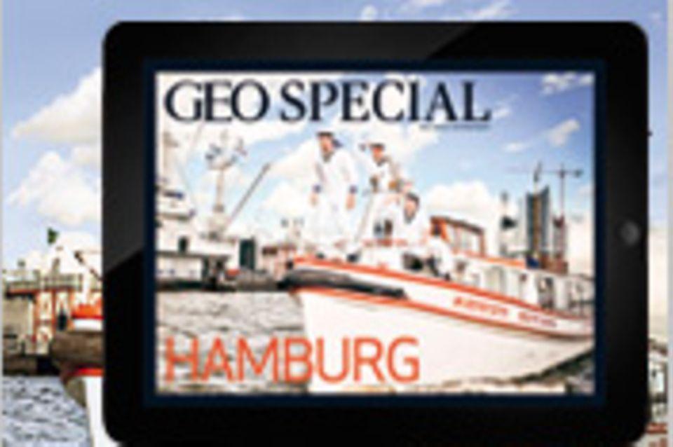 App nach Hamburg!