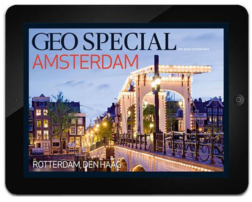 App: GEO Special: App Amsterdam