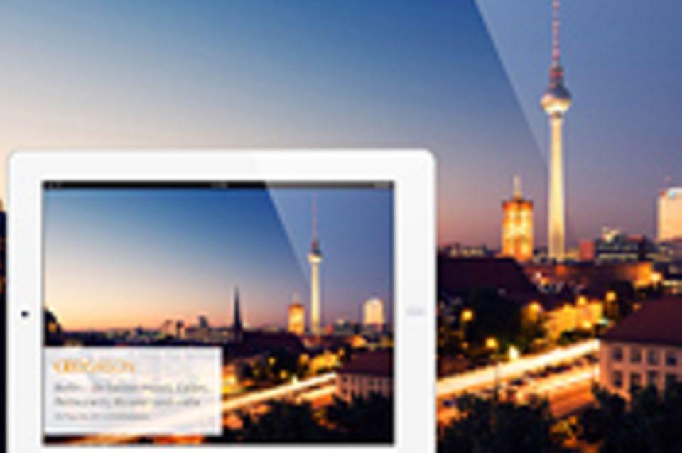 GEO-Saison-App: Berlin: Berlin-App von GEO SAISON