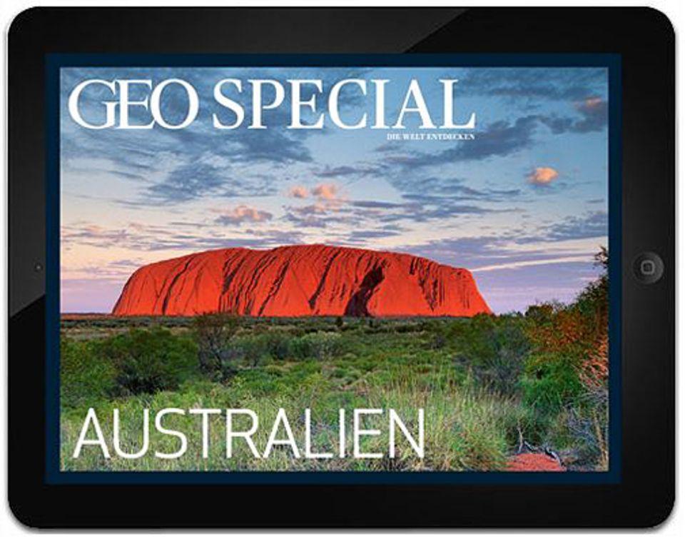 App: GEO Special: App Australien