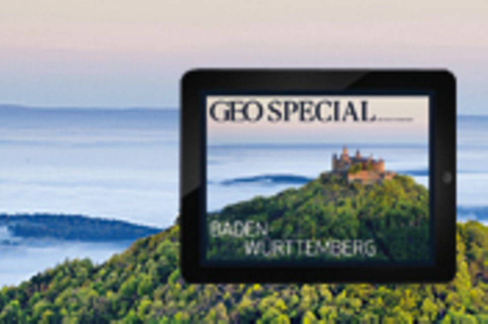 App: GEO Special App: Baden-Württemberg