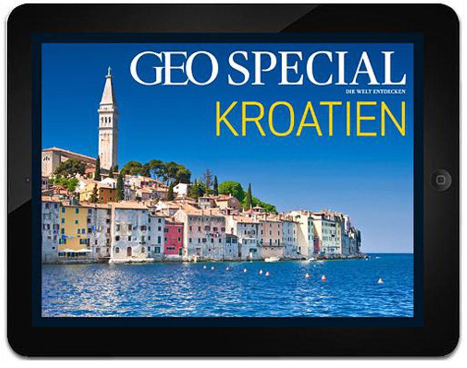 App: GEO Special App: Kroatien